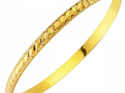 14 Ayar Altın 3.05 Gr Hediyelik Bilezik
