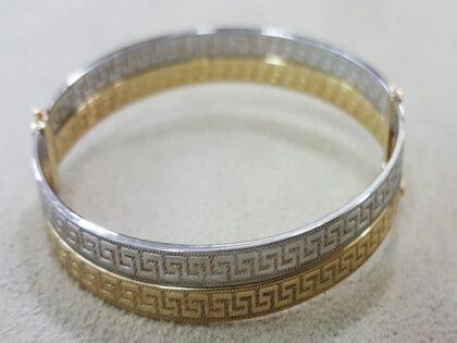 Altın Kelepçe 14K Versage 7 mm