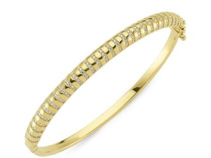 Altın Kelepçe Sırataşlı 14K Gold