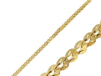 İtaly Tasarım Altın Bileklik 14K Gold